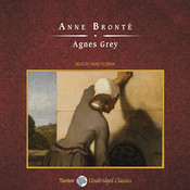 Agnes Grey Audiobook, by Anne Brontë