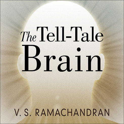 Printable The Tell-Tale Brain: A Neuroscientist's Quest for What Makes Us Human Audiobook Cover Art