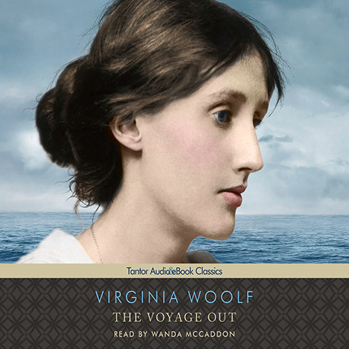 Printable The Voyage Out Audiobook Cover Art