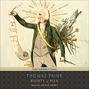 Rights of Man, by Thomas Pain