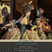 Fanny Hill: Memoirs of a Woman of Pleasure Audiobook, by John Cleland
