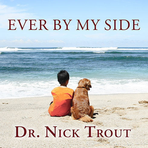 Printable Ever By My Side: A Memoir in Eight [Acts] Pets Audiobook Cover Art