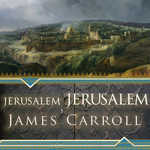 Printable Jerusalem, Jerusalem: How the Ancient City Ignited Our Modern World Audiobook Cover Art
