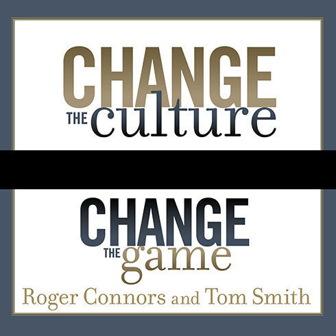 Printable Change the Culture, Change the Game Audiobook Cover Art