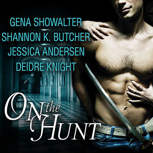Printable On the Hunt Audiobook Cover Art