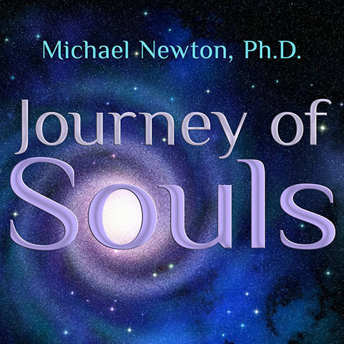 Printable Journey of Souls: Case Studies of Life Between Lives Audiobook Cover Art