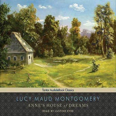 Printable Anne's House of Dreams Audiobook Cover Art
