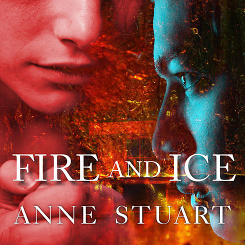 Printable Fire and Ice Audiobook Cover Art