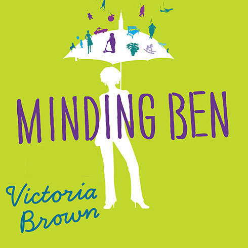 Printable Minding Ben: A Novel Audiobook Cover Art