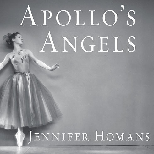 Printable Apollo's Angels: A History of Ballet Audiobook Cover Art