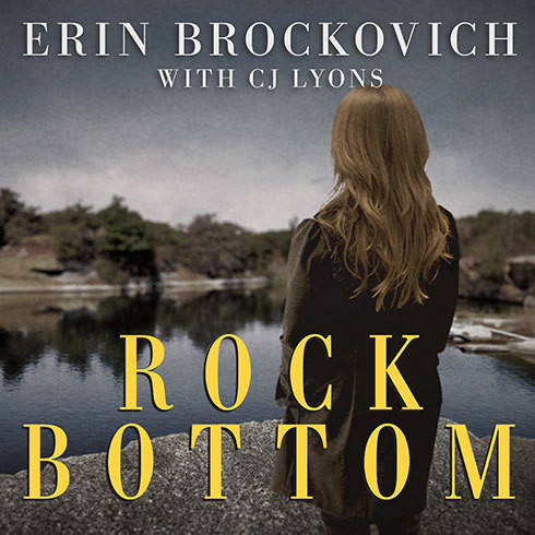 Printable Rock Bottom: A Novel Audiobook Cover Art