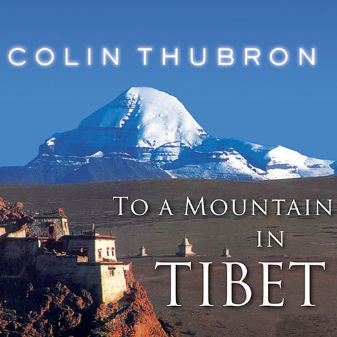 Printable To a Mountain in Tibet Audiobook Cover Art