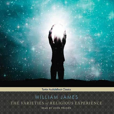 Printable The Varieties of Religious Experience Audiobook Cover Art
