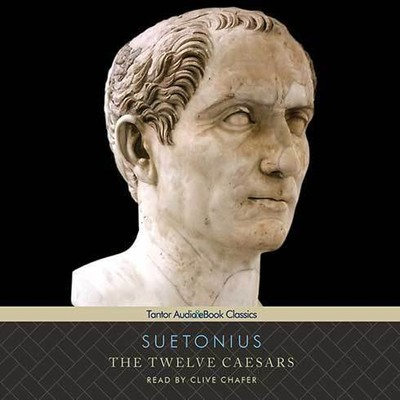 Printable The Twelve Caesars Audiobook Cover Art