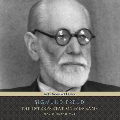 Printable The Interpretation of Dreams Audiobook Cover Art