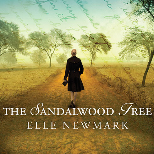 Printable The Sandalwood Tree: A Novel Audiobook Cover Art