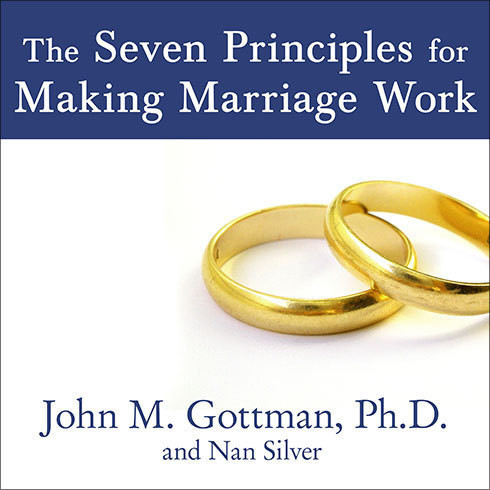Printable The Seven Principles for Making Marriage Work: A Practical Guide from the Country's Foremost Relationship Expert Audiobook Cover Art