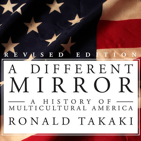 Printable A Different Mirror: A History of Multicultural America Audiobook Cover Art