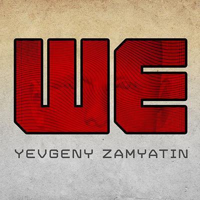 We Audiobook, by Yevgeny Zamyatin