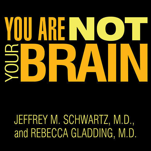 Printable You Are Not Your Brain: The 4-Step Solution for Changing Bad Habits, Ending Unhealthy Thinking, and Taking Control of Your Life Audiobook Cover Art
