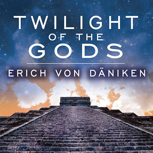 Printable Twilight of the Gods: The Mayan Calendar and the Return of the Extraterrestrials Audiobook Cover Art