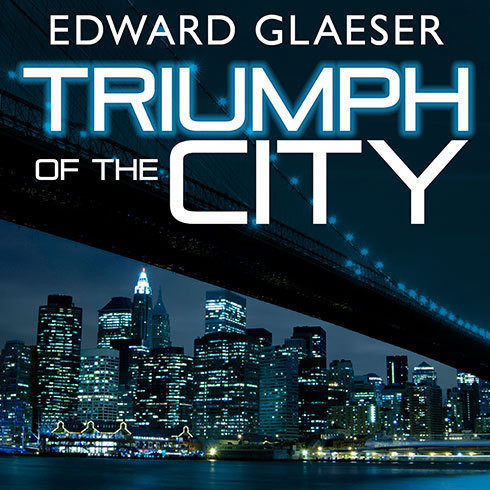 Printable Triumph of the City Audiobook Cover Art