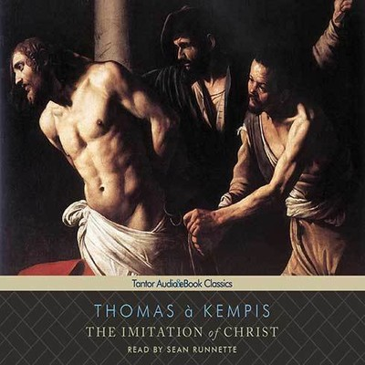 Printable The Imitation of Christ Audiobook Cover Art