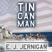 Tin Can Man Audiobook, by E. J. Jernigan