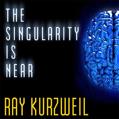 Printable The Singularity Is Near: When Humans Transcend Biology Audiobook Cover Art
