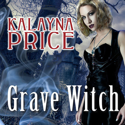 Printable Grave Witch: An Alex Craft Novel Audiobook Cover Art
