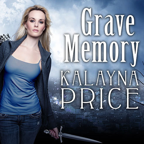 Printable Grave Memory: An Alex Craft Novel Audiobook Cover Art