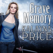 Grave Memory: An Alex Craft Novel Audiobook, by Kalayna Price