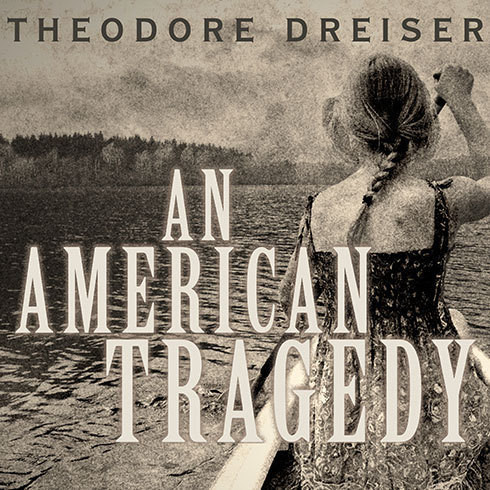 Printable An American Tragedy Audiobook Cover Art