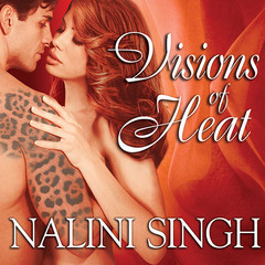 Visions of Heat Audiobook, by Nalini Singh