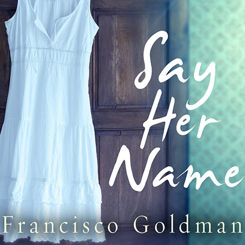 Printable Say Her Name Audiobook Cover Art