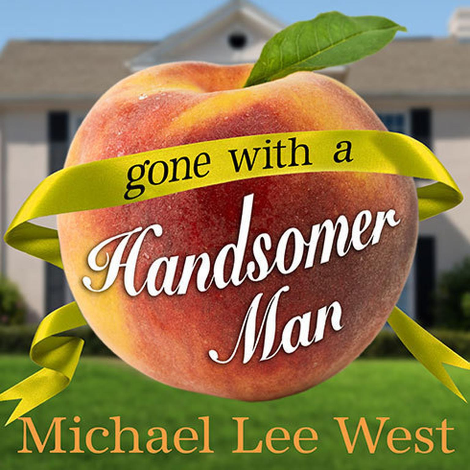 Printable Gone with a Handsomer Man Audiobook Cover Art