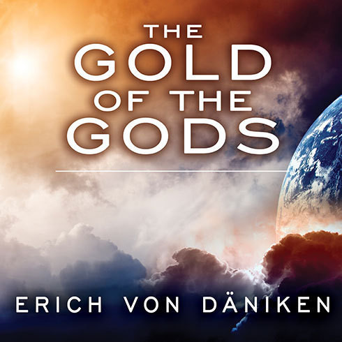 Printable The Gold of the Gods Audiobook Cover Art