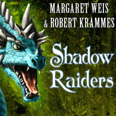 Printable Shadow Raiders Audiobook Cover Art