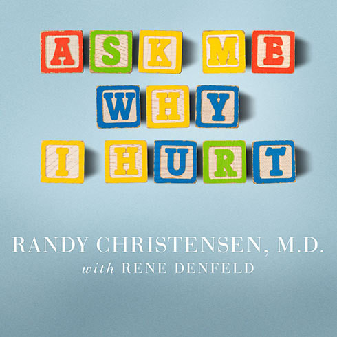 Printable Ask Me Why I Hurt: The Kids Nobody Wants and the Doctor Who Heals Them Audiobook Cover Art