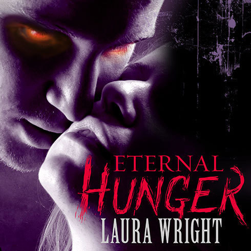 Printable Eternal Hunger: Mark of the Vampire Audiobook Cover Art