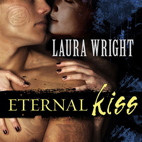 Printable Eternal Kiss: Mark of the Vampire Audiobook Cover Art