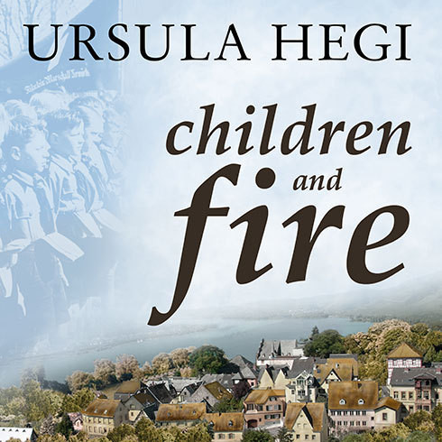 Printable Children and Fire: A Novel Audiobook Cover Art