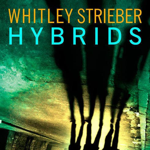 Printable Hybrids Audiobook Cover Art