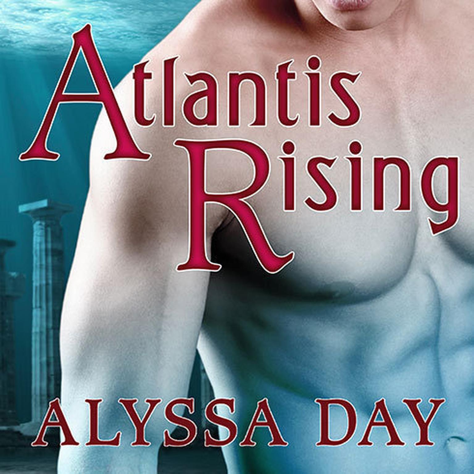 Printable Atlantis Rising: The Warriors of Poseidon Audiobook Cover Art