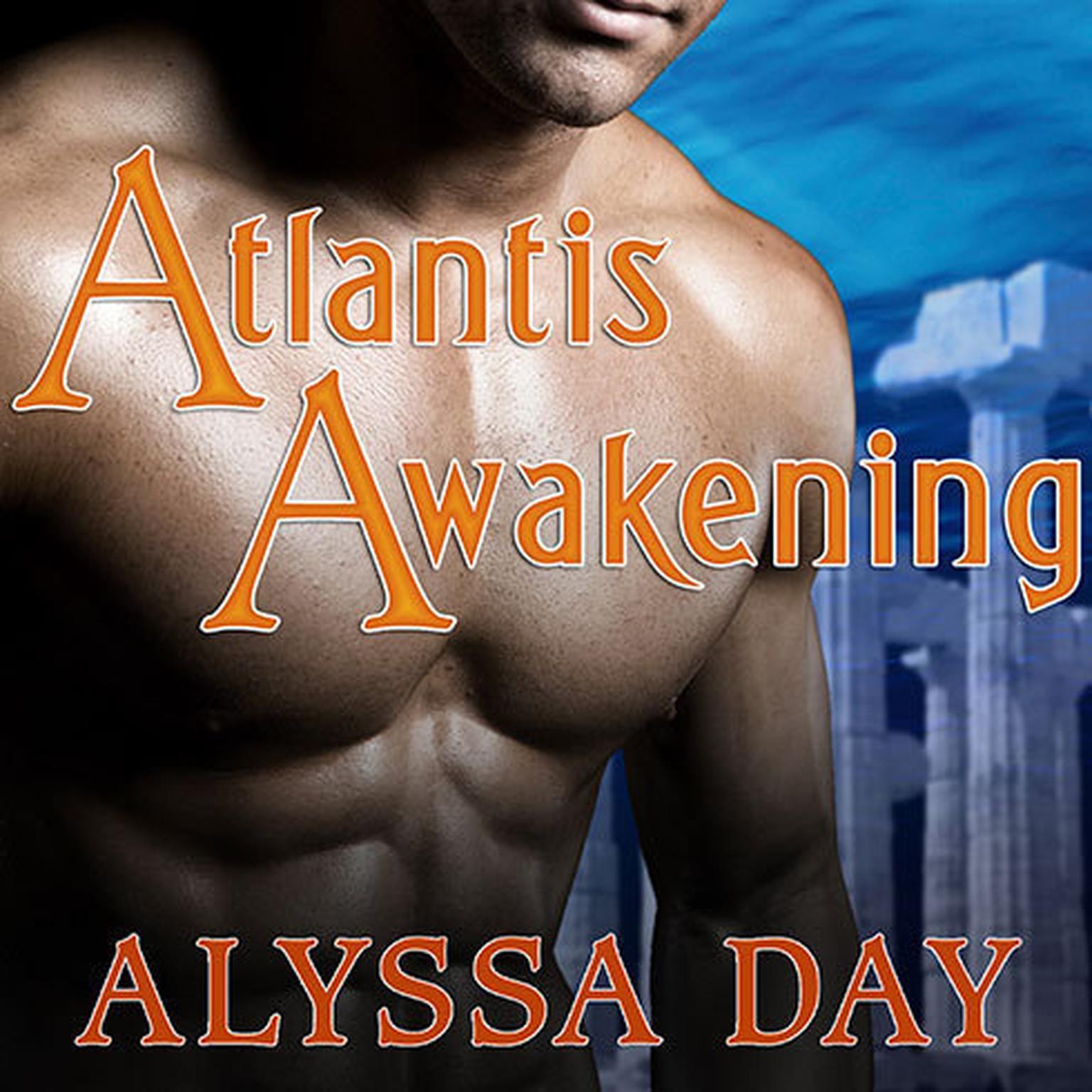 Printable Atlantis Awakening Audiobook Cover Art