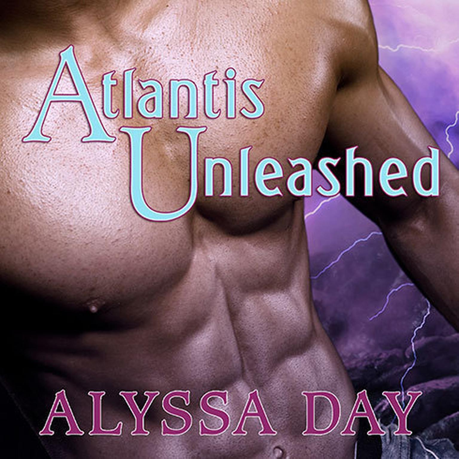 Printable Atlantis Unleashed Audiobook Cover Art
