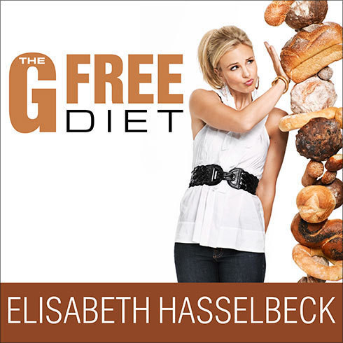 Printable The G-Free Diet: A Gluten-Free Survival Guide Audiobook Cover Art