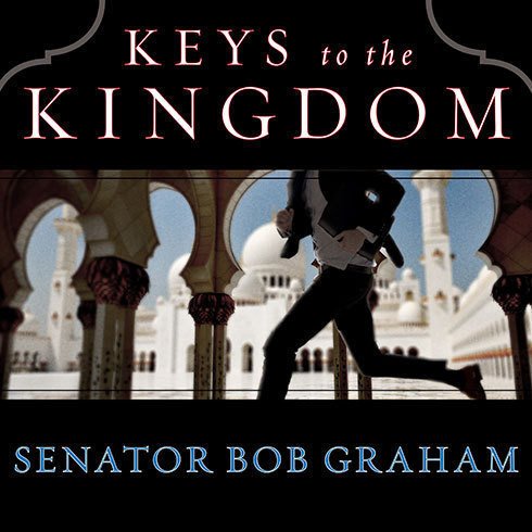 Printable Keys to the Kingdom Audiobook Cover Art