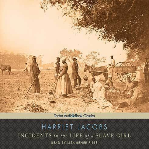 Printable Incidents in the Life of a Slave Girl Audiobook Cover Art