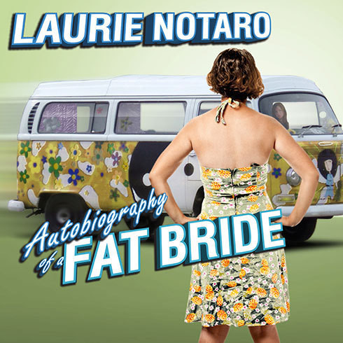 Printable Autobiography of a Fat Bride: True Tales of a Pretend Adulthood Audiobook Cover Art